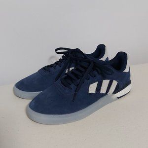 Adidas Suede 3ST.004 Sneakers –Blue – W9/M8 (NWOT)